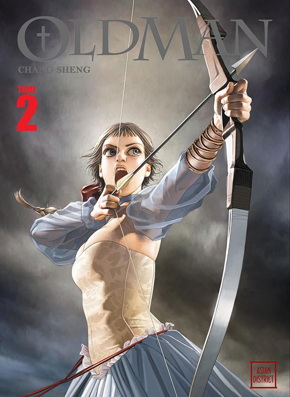 Oldman T2, manga chez Kotoji de Chang-sheng