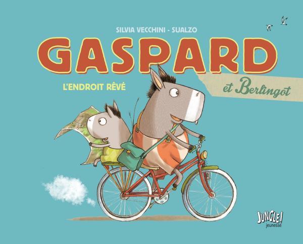 Gaspard et Berlingot T1 : L'endroit rêvé (0), bd chez Jungle de Vecchini, Sualzo