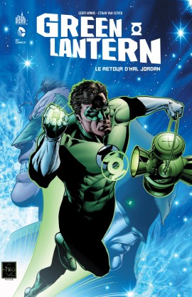 Green Lantern - Le retour d'Hal Jordan : , comics chez Urban Comics de Johns, Van sciver, Baumann
