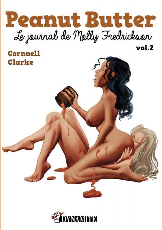 Peanut Butter T2, bd chez Dynamite de Clarke