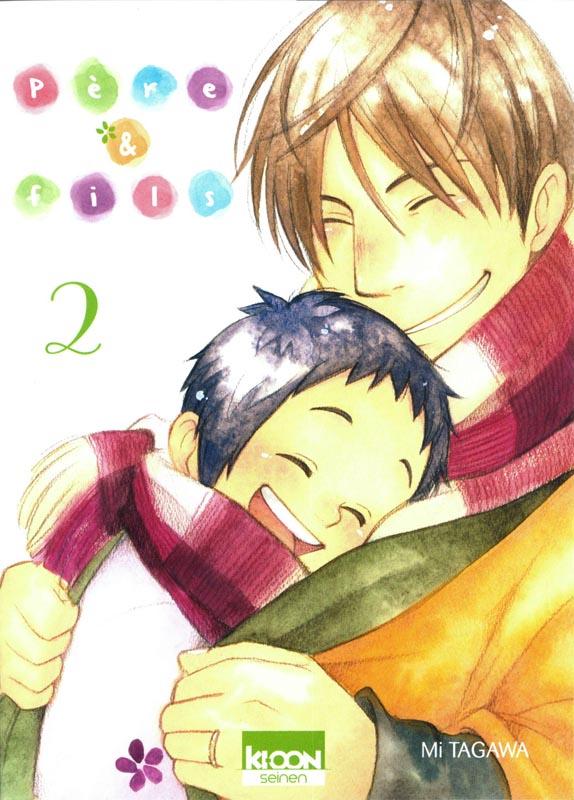 Père & fils T2, manga chez Ki-oon de Tagawa
