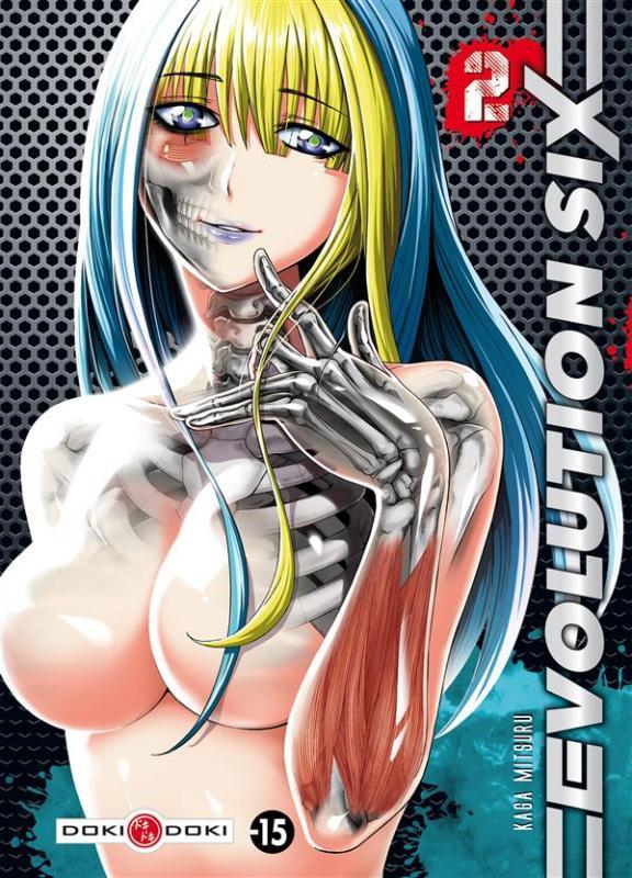 Evolution Six T2, manga chez Bamboo de Mitsuru