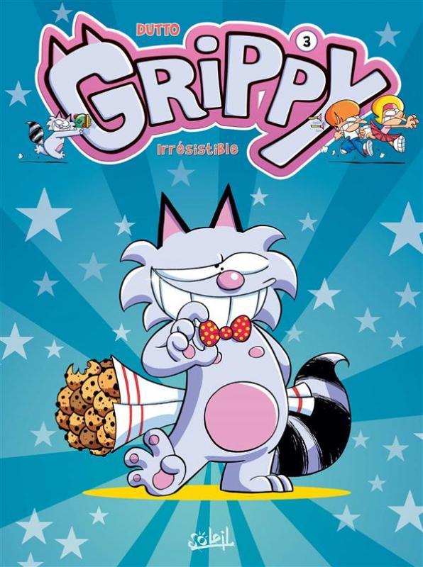 Grippy T3 : Irrésistible (0), bd chez Soleil de Dutto, BenBK