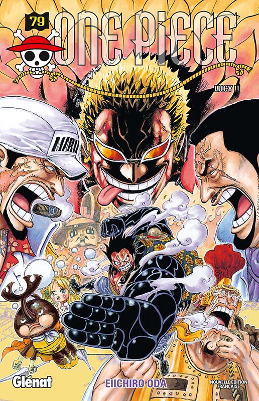 One Piece T79 : Lucy ! (0), manga chez Glénat de Oda