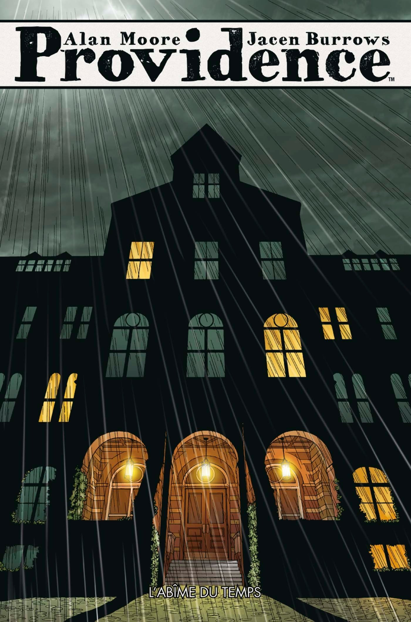 Providence T2 : L'abîme du temps (0), comics chez Panini Comics de Moore, Burrows, Rodriguez