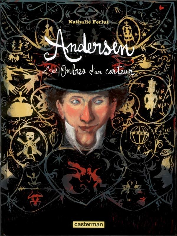 Les Ombres de Monsieur Andersen, bd chez Casterman de Ferlut