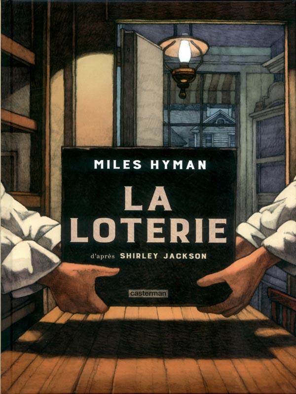 La Loterie, bd chez Casterman de Jackson, Hyman