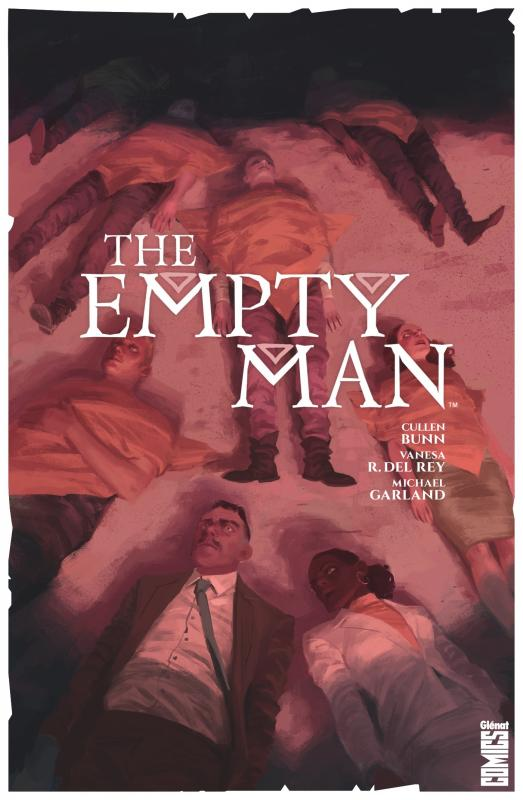The Empty Man, comics chez Glénat de Bunn, Del Rey, Garland