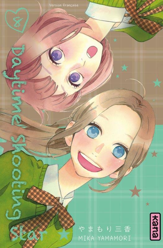 Daytime shooting star T8, manga chez Kana de Yamamori