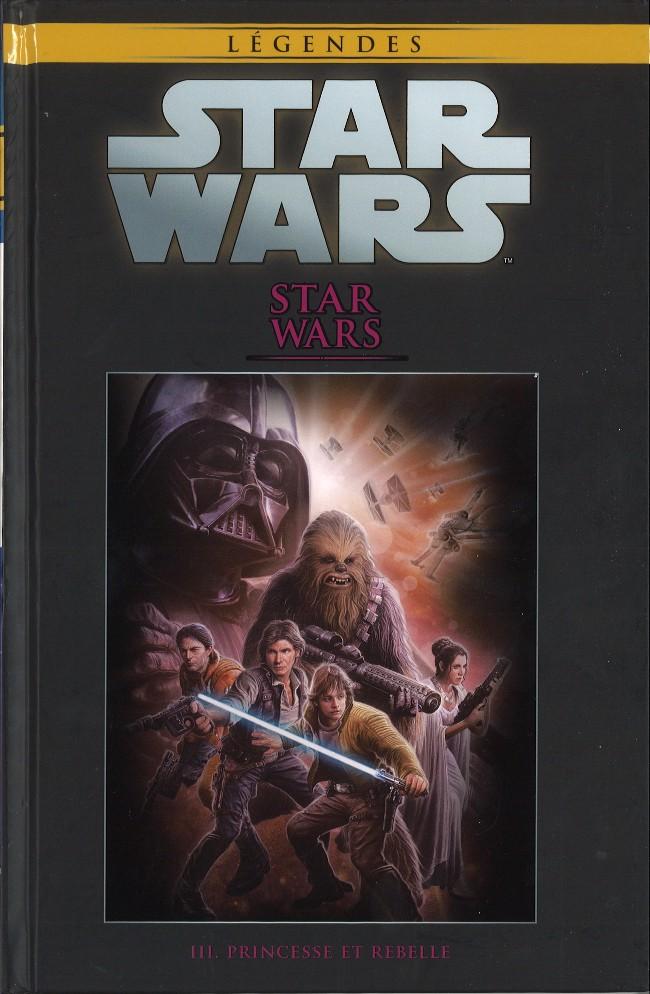 Star Wars Légendes T56 : Star Wars - Princesse et rebelle (0), comics chez Hachette de Wood, Hugonnard-Bert, Crety, Eltaeb
