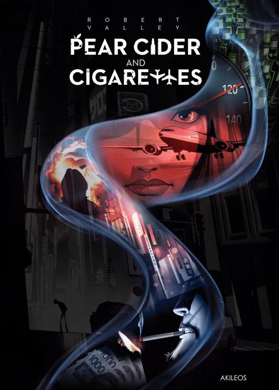 Pear cider and cigarettes, comics chez Akileos de Valley