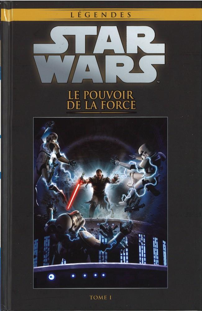 Star Wars Légendes T45 : Le pouvoir de la Force - partie 1 (0), comics chez Hachette de Blackman, Nichols, Ching, Dazo, Atiyeh