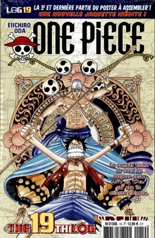 One Piece - Log Books T19 : Bell - 1re partie (0), manga chez Hachette de Oda