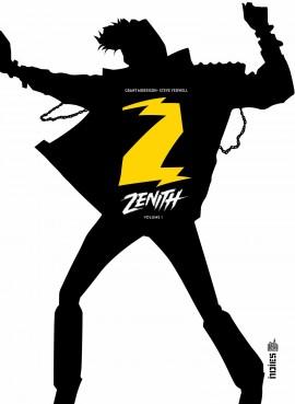 Zenith T1, comics chez Urban Comics de Morrison, Yeowell
