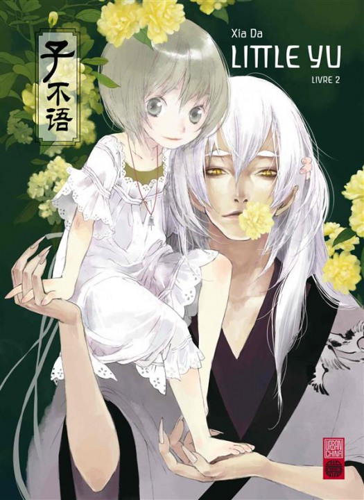Little Yu T2, manga chez Urban China de Da