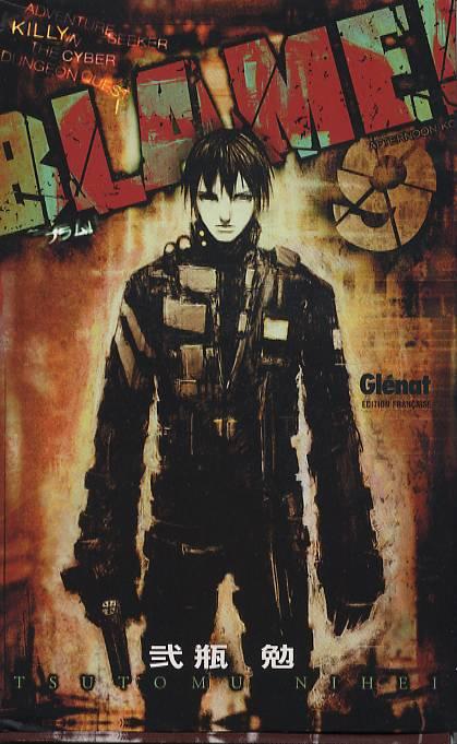 Blame ! T9, manga chez Glénat de Nihei
