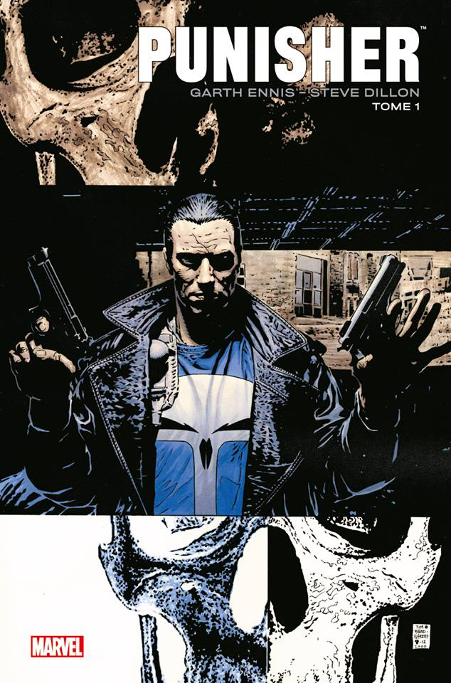 The Punisher - par Garth Ennis et Steve Dillon T1, comics chez Panini Comics de Ennis, Robertson, Dillon, Milla, Sotomayor, Palmiotti, Oliff, Bradstreet