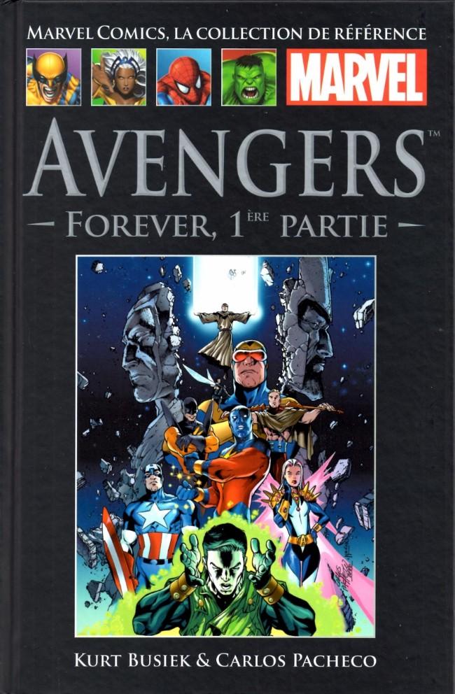 Marvel Comics, la collection de référence T16 : Avengers Forever - 1ère partie (0), comics chez Hachette de Stern, Busiek, Pacheco, Oliff
