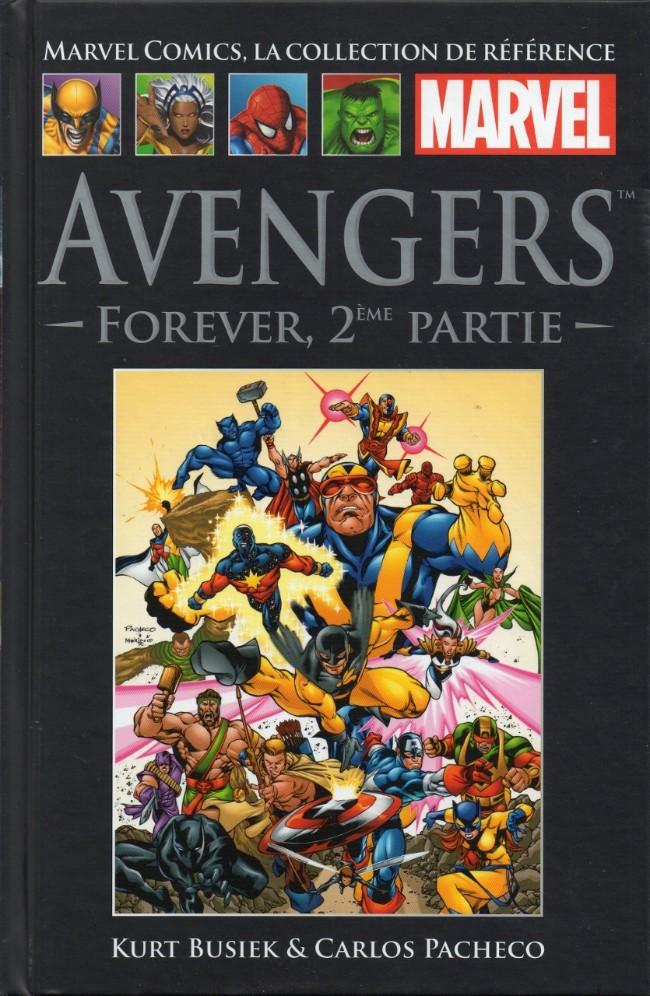 Marvel Comics, la collection de référence T17 : Avengers Forever - 2ème partie (0), comics chez Hachette de Stern, Busiek, Pacheco, Oliff