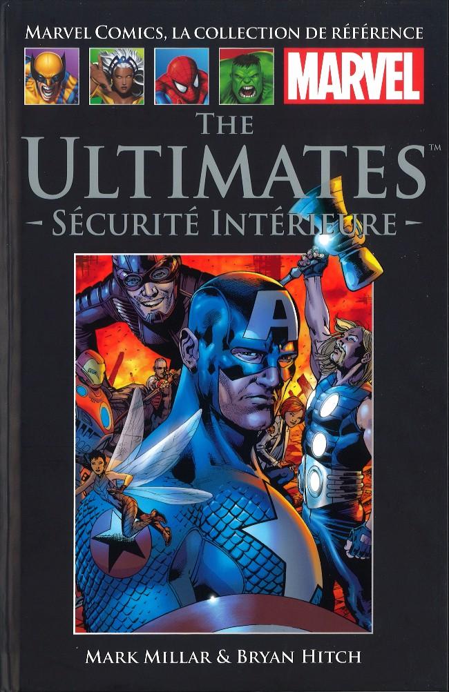 Marvel Comics, la collection de référence T31 : The Ultimates - Sécurité intérieure (0), comics chez Hachette de Millar, Hitch, Mounts