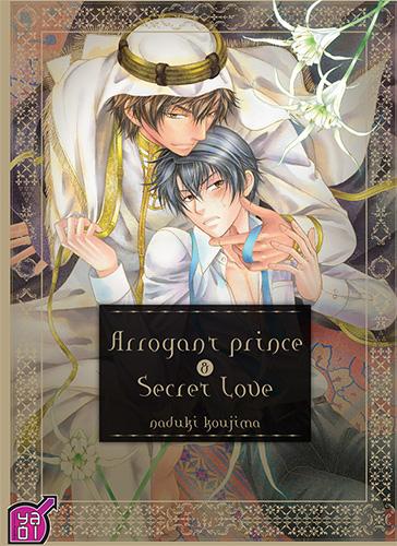 Arrogant prince & secret love, manga chez Taïfu comics de Koujima