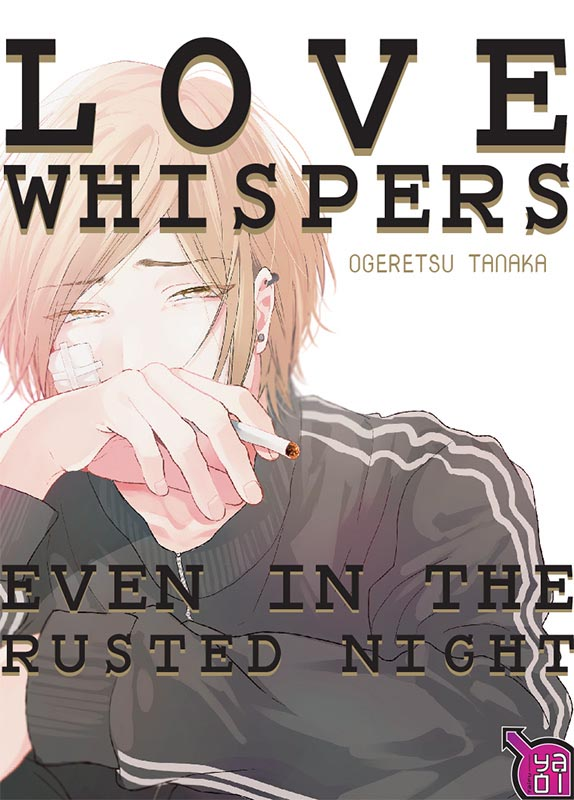 Love whispers, even in the rusted night, manga chez Taïfu comics de Ogeretsu