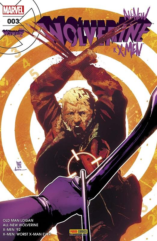 All-New Wolverine & X-Men T3 : Le monde est un vampire (0), comics chez Panini Comics de Taylor, Sims, Bemis, Lemire, Bowers, Walsh, Navarrot, Firmansyah, Lopez, Sorrentino, Milla, Maiolo, Redmond, Fairbairn