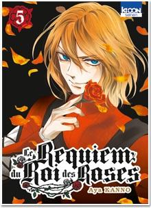 Le Requiem du roi des roses  T5, manga chez Ki-oon de Kanno