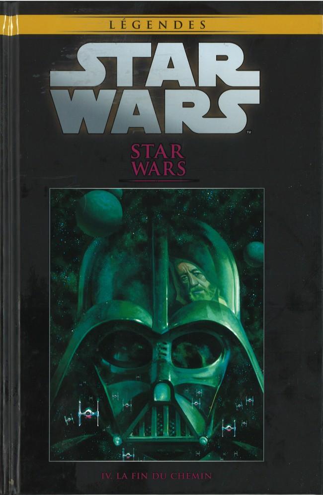 Star Wars Légendes T57 : Star Wars - La fin du chemin (0), comics chez Hachette de Wood, Whedon, Fabbri, Percio, d' Anda, Eltaeb, Pattison, Cooke