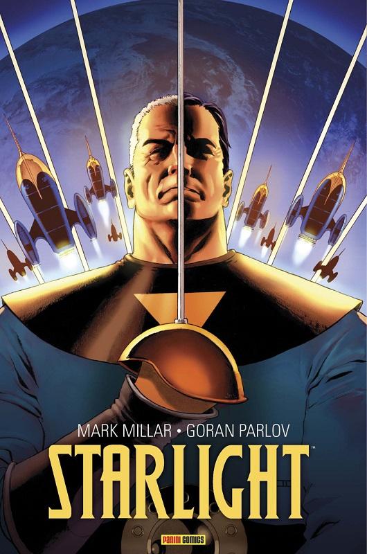 Starlight, comics chez Panini Comics de Millar, Parlov, Svorcina, Cassaday