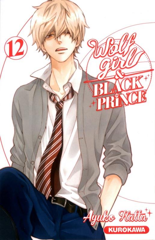 Wolf girl & black prince T12, manga chez Kurokawa de Ayuko