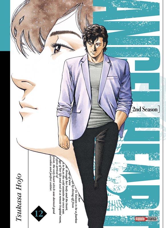 Angel heart – 2nd Season, T12, manga chez Panini Comics de Hôjô