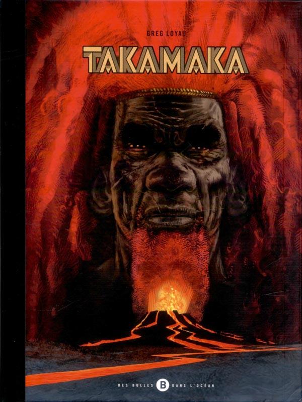 Takamaka, bd chez Des bulles dans l'océan de Loyau