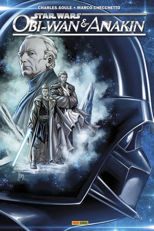 Star Wars : Obi-Wan et Anakin : Réceptifs et hermétiques (0), comics chez Panini Comics de Soule, Checchetto, Mossa