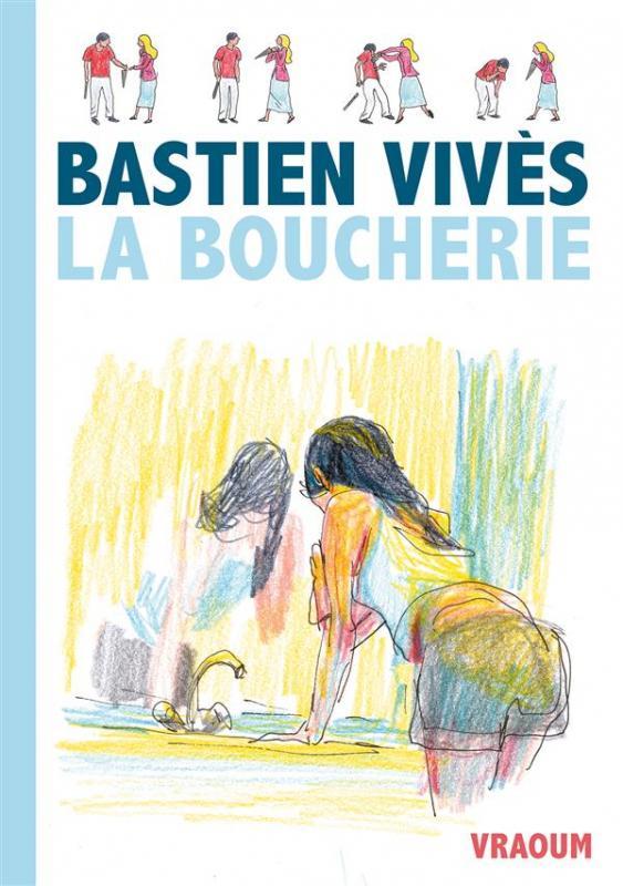 La Boucherie : , bd chez Vraoum! de