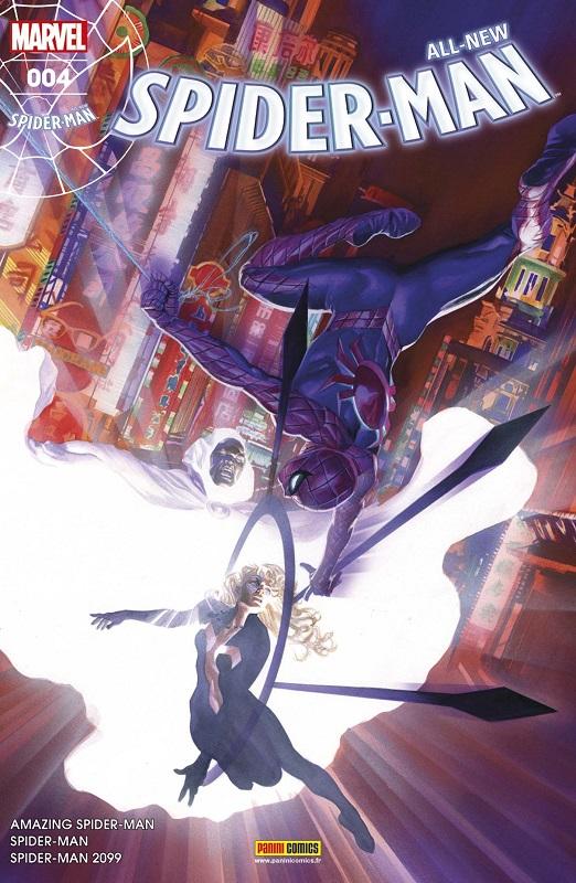 All-New Spider-Man T4 : Le royzume de l'ombre (0), comics chez Panini Comics de Slott, David, Bendis, Sliney, Buffagni, Pichelli, Rosenberg, Gracia, Ponsor, Ross