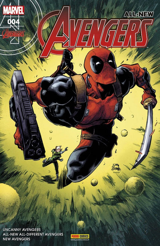 All-New Avengers (revue) T4 : Retour de bâton (0), comics chez Panini Comics de Ewing, Waid, Robinson, Duggan, Sandoval, Asrar, Laming, Stegman, Giles, Isanove, Boyd, Gandini, Almara, McCaig
