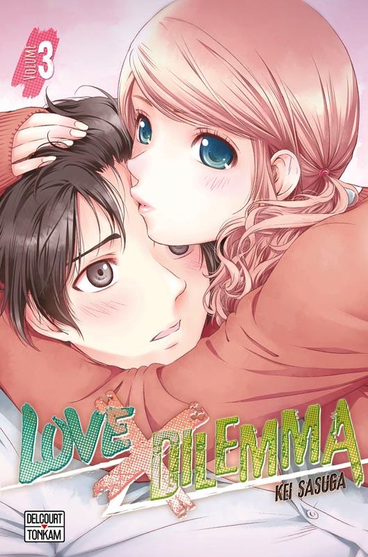 Love x dilemma T3, manga chez Tonkam de Sasuga