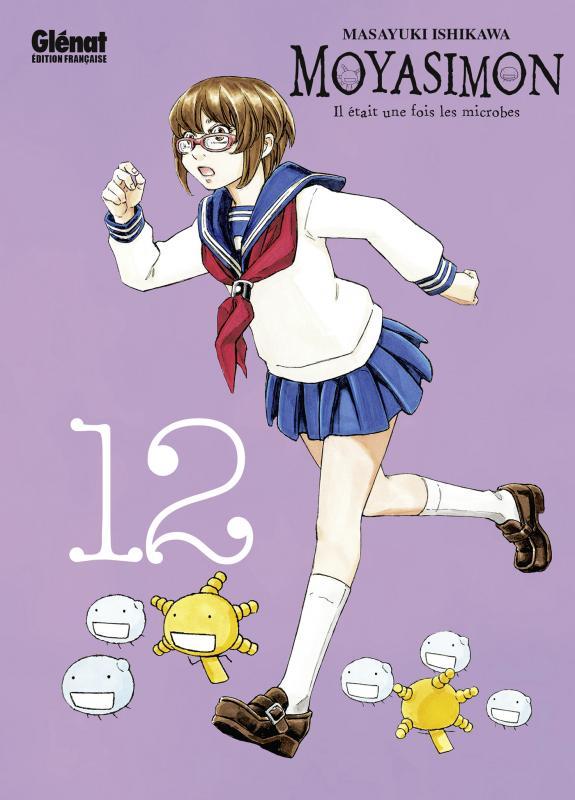 Moyasimon T12, manga chez Glénat de Ishikawa