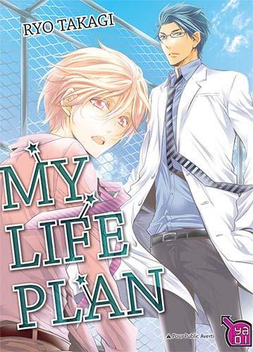 My life plan , manga chez Taïfu comics de Takagi
