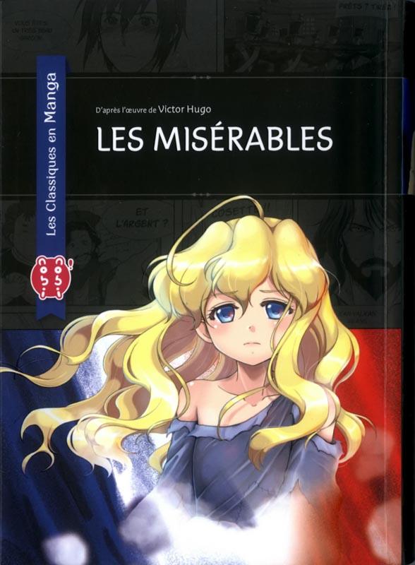 Les misérables, manga chez Nobi Nobi! de Hugo, Silvermoon, Lee