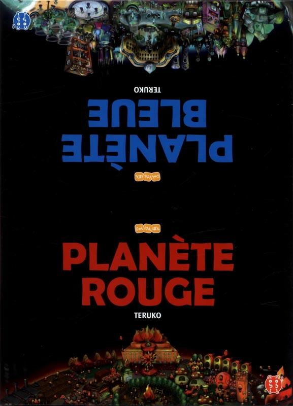 Planète rouge planète bleue , manga chez Nobi Nobi! de Teruko