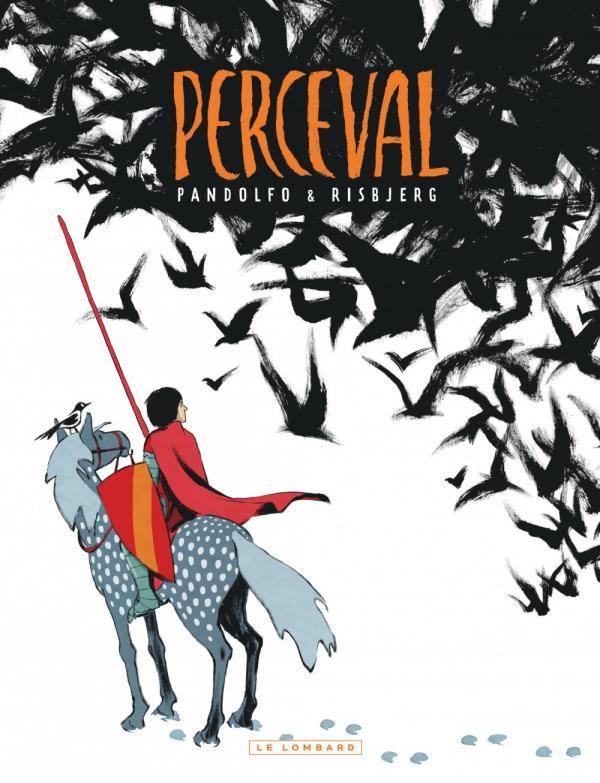 Perceval, bd chez Le Lombard de Pandolfo, Risbjerg