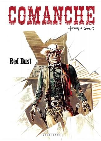 Comanche T1 : Red Dust (0), bd chez Le Lombard de Greg, Hermann