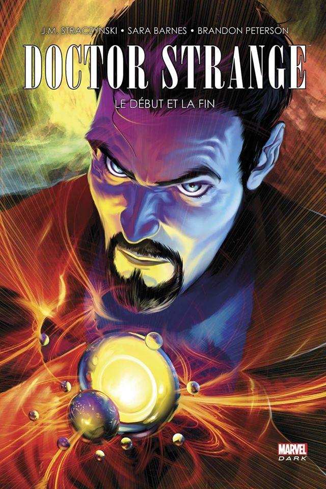 Doctor Strange : Le début et la fin (0), comics chez Panini Comics de Barnes, Straczynski, Peterson, Ponsor