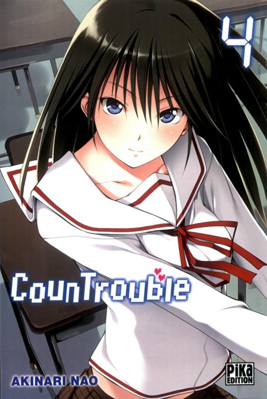 CounTrouble  T4, manga chez Pika de