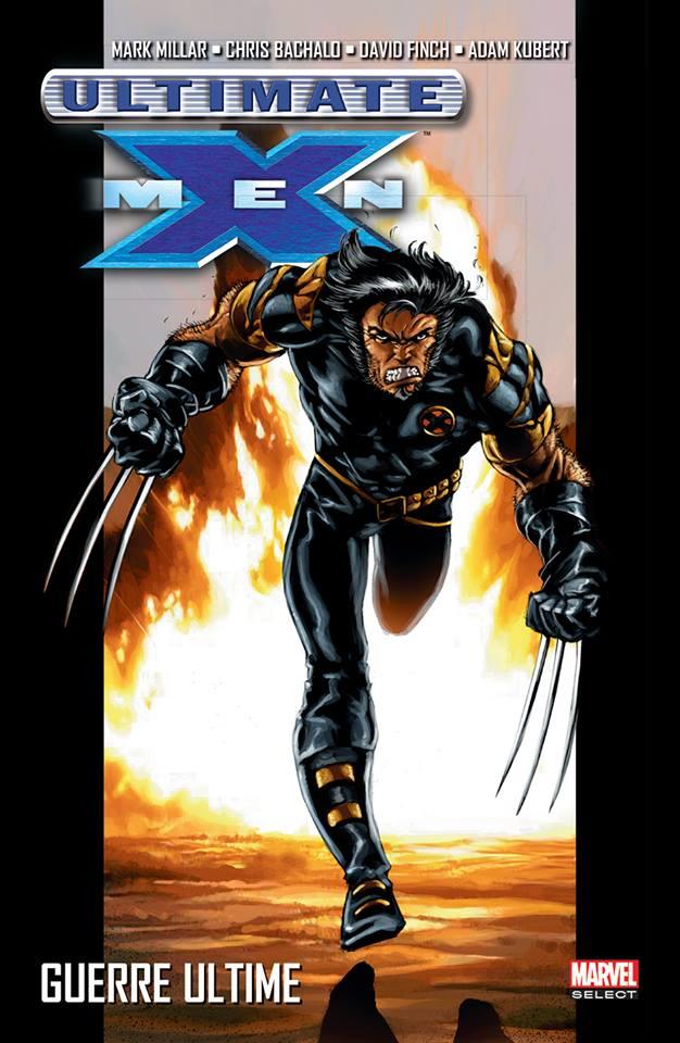 Ultimate X-Men T3 : Guerre ultime (0), comics chez Panini Comics de Millar, Lai, Bachalo, Lai, Kubert, Finch, Mounts