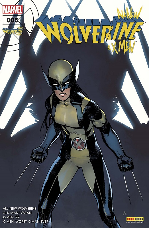 All-New Wolverine & X-Men T5 : Le coffre (0), comics chez Panini Comics de Bemis, Lemire, Sims, Taylor, Bowers, Sorrentino, Walsh, Firmansyah, Takara, Milla, Boyd, Redmond, Maiolo, Bengal