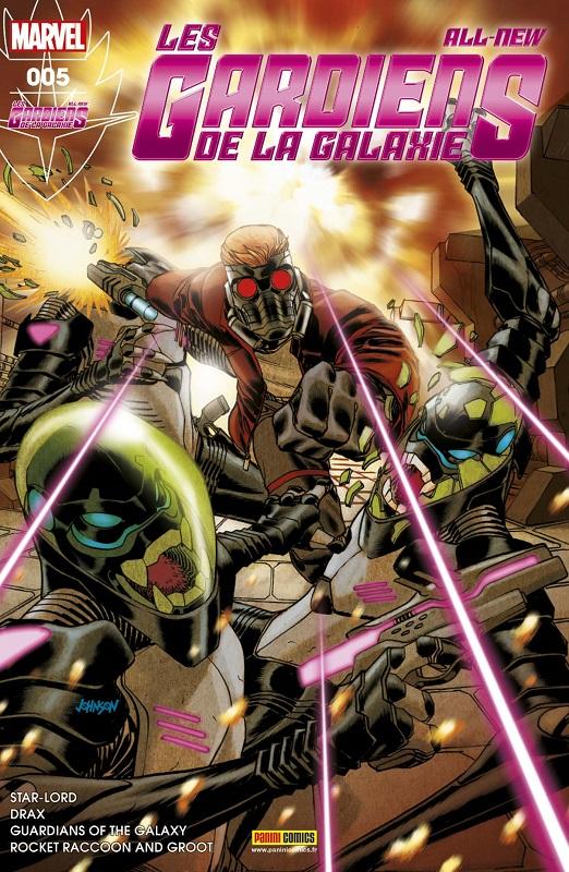 All-New Les Gardiens de la Galaxie T5 : L'envol de Star-Lord (0), comics chez Panini Comics de Bendis, Bunn, Young, Punk, Humphries, Garron, Conley, Schiti, Hepburn, Milla, Fabela, Beaulieu, Isanove, Johnson