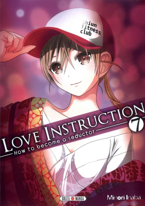 Love instruction T7, manga chez Soleil de Inaba